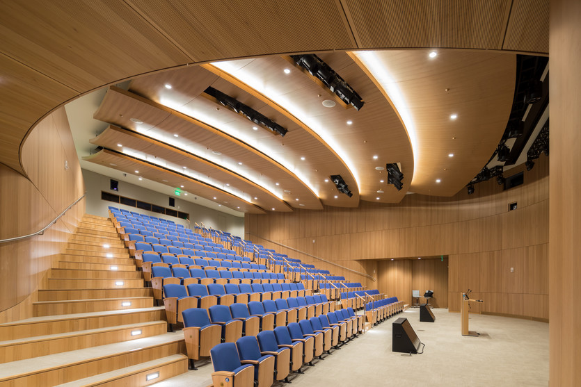 State-of-the-Art Auditorium